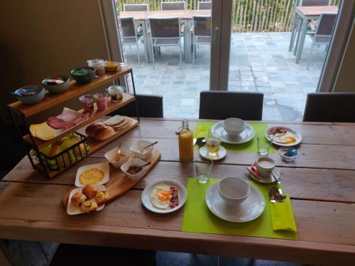 Ontbijt buffetjes