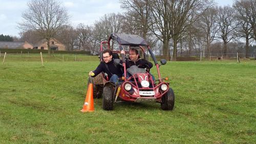 teambuiding buggy