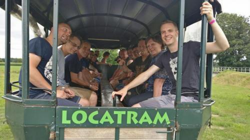 teambuilding locatram